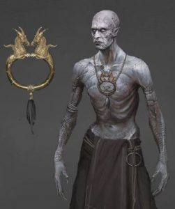 Alternate version of the necklace in The Witcher 3