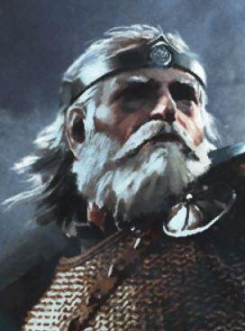 Closeup of Bran's Crown