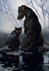 Iris' Companions