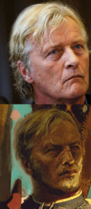 Rutger Hauer comparism