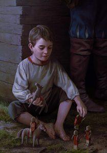 Jacques Miraculous Child